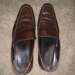 Leather dress shoes from Vibram Gumlite